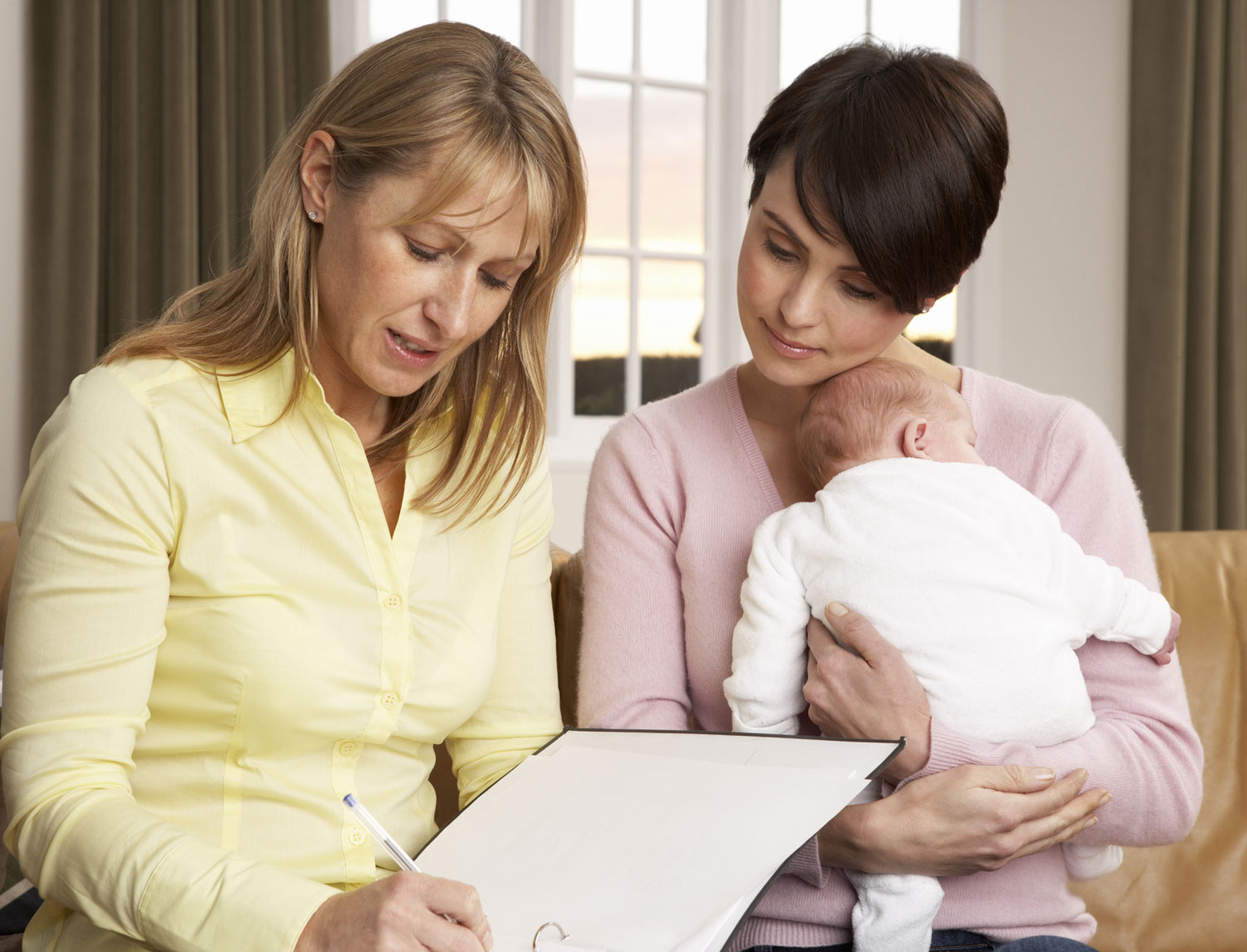 Six Reasons to Choose a Private Midwife postnatal