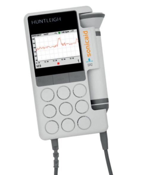 Huntleigh Sonicaid Digital SR2 Waterproof Doppler