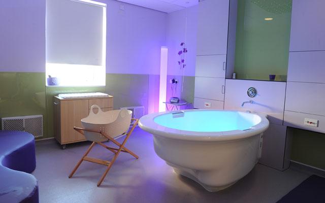 Waterbirth Hospitals