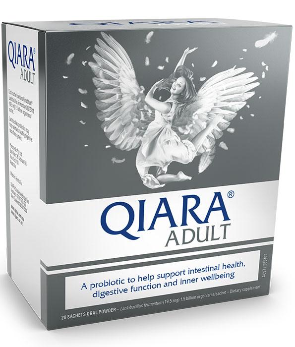 Qiara Adult Probiotic box