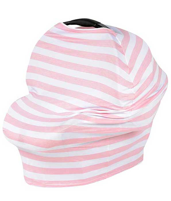 Cover Me Pink Stripe