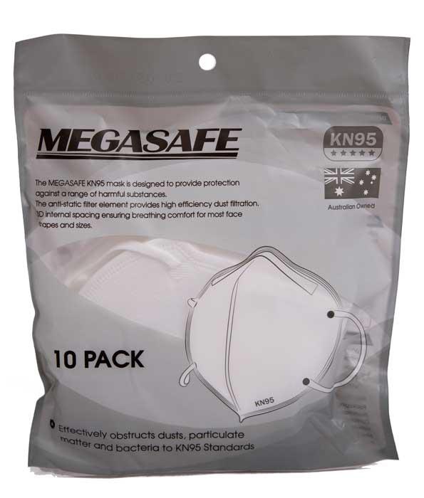 The MEGASAFE face masks KN95