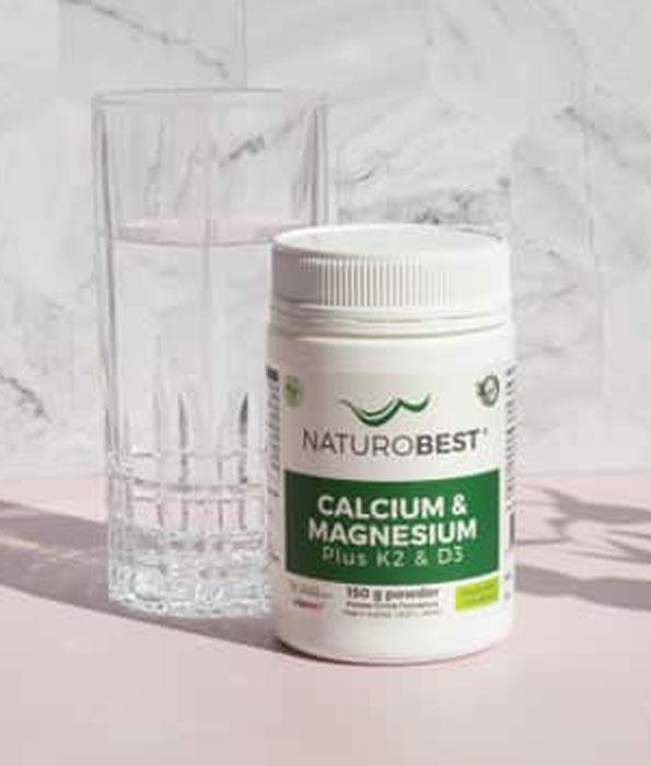 NaturoBest Calcium and Magnesium Plus