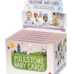 Milestone Original Baby Photo Card Set
