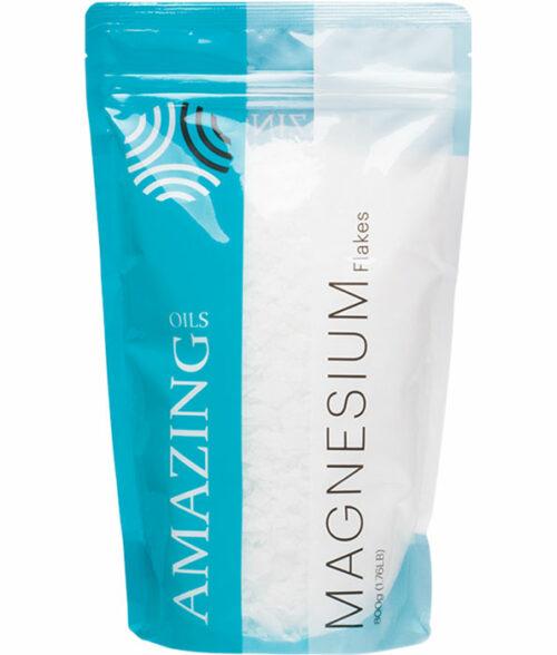 NR210 Amazing Oils Magnesium Bath Flakes 800g
